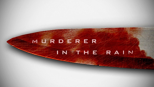 Christoph Burghardt - Murderer in the rain